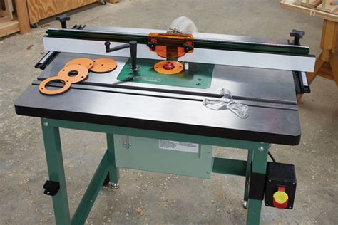 woodworking router table excalibur deluxe router table kit popular woodworking