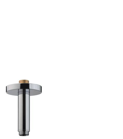 fissaggio a soffitto hansgrohe accessori fissaggio a soffitto da 100 mm cod