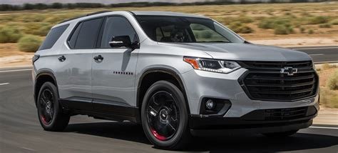 2019 Chevy Traverse by 2019 Chevrolet Traverse Redline Review And Price 2019