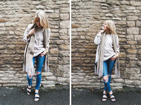 Ways To Wear An Oversized by 3 Ways To Wear Oversized Jumper Style