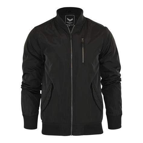 light black bomber jacket mens bomber jacket brave soul downling ma1 light summer