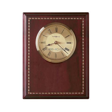 howard miller desk clock howard miller honor ii wall desk clock at 1 800