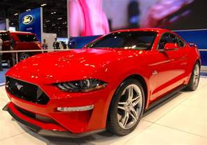 Ford Mustang 2018 2018 Ford Mustang Shows Its Fresh 187 Autoguide News