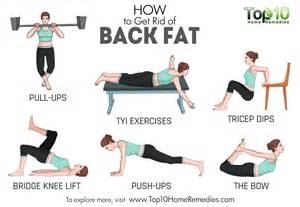 back exercises at home how to get rid of back fast top 10 home remedies