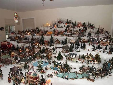 christmas village displays for sale festival collections