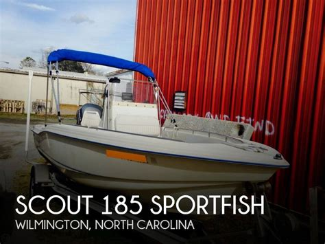 scout boat dealer in wilmington nc sold scout 185 sportfish boat in wilmington nc 069308