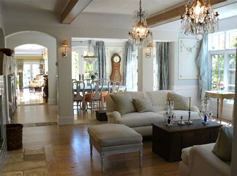 French Home Interior by French Country Interior Design Ideas