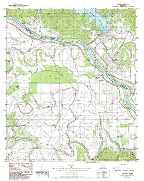 usgs maps aloha topographic map la usgs topo 31092e7