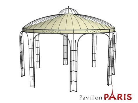 Rund Pavillon Metall by Pavillon Metall Rund Gartenlaube Ausgefallen Sch 246 Ner