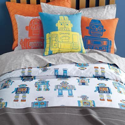 land of nod bedding robo bedding eclectic bedding by the land of nod