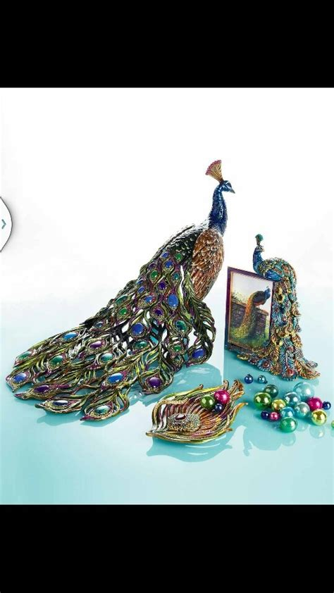 Peacock Decorations For Home Peacock Decor For The Home