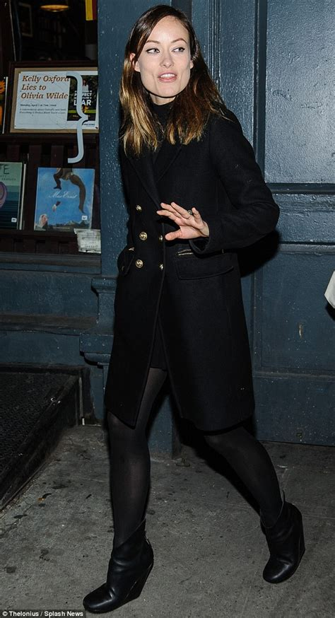 Olivia Wilde tights | Celebrities In Tights Nicola Roberts Fashion