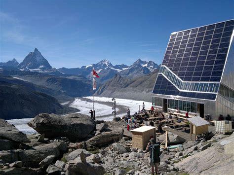 monte rosa hutte by fair means auf die dufourspitze alpinsport basis
