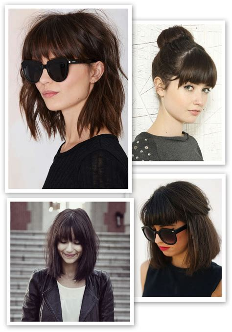 should i get bangs for my hair to hide wrinkles inspired by half moon bangs on what i wore