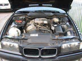 Used Bmw Car Engines File Bmw 316 E36 Engine Bay 1 Jpg Wikimedia Commons