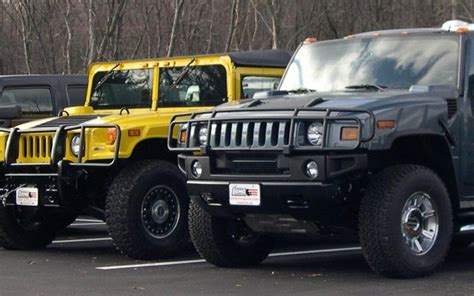 gmc to build new hummer like road suv the car guide