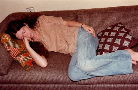 sleep on the couch 1980 09 toni sleeping on the couch a photo on flickriver