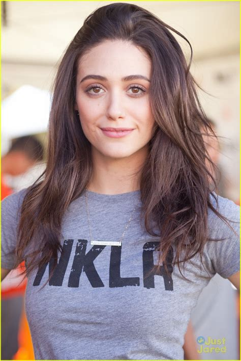 emmy rossum cute emmy rossum just adopted the cutest new dog photo