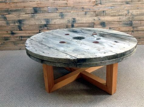cable spool coffee table 25 best ideas about cable spool tables on