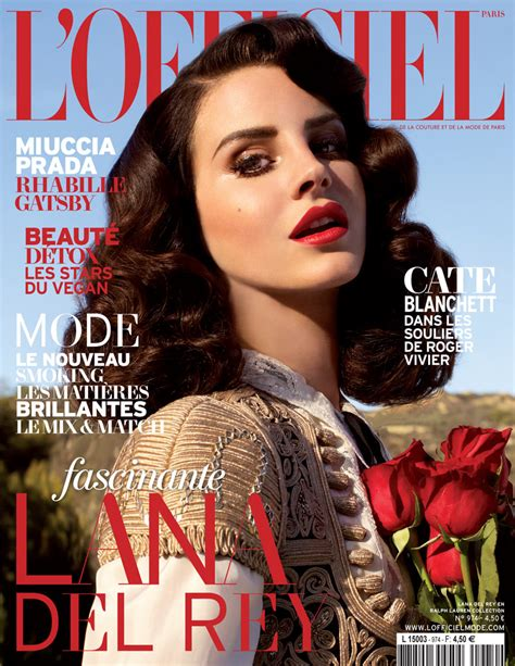 L Covers by Gets For L Officiel April 2013 Cover Shoot