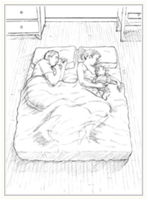 sommeil quand zalah materne