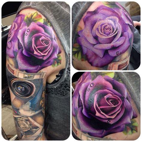 lavender rose tattoos designs 1000 ideas about sleeve tattoos on sleeve