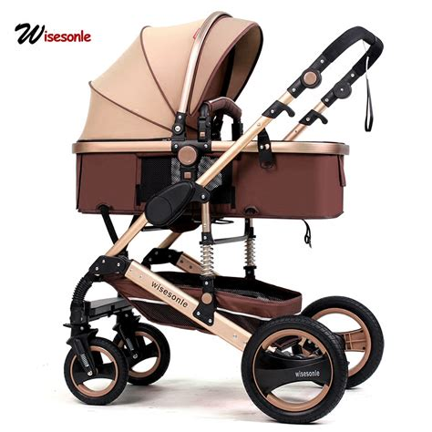 rubber st roller brand new wisesonle fold baby stroller with rubber wheel