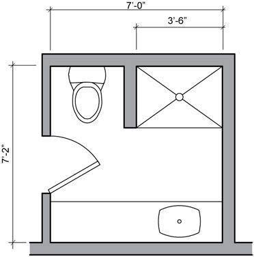 small bathroom floor plans visit bathroomdesignus
