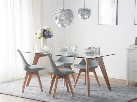 decoracion comedor mesa de vidrio 1001 ideas sobre decoracion de habitaci 243 n gris