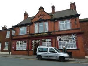 Cottage Tavern by Cottage Tavern Mossley Road C P Kapp
