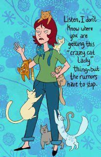 crazy cat lady images crazy cats silly cats
