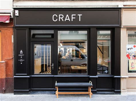 cafe design front caf 233 craft by pool in paris france yatzer