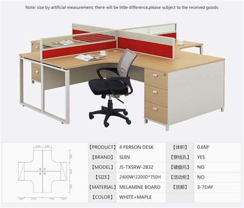disposition bureau modular office workstation layout and office furniture