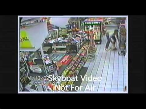 stuck shop thief stuck in store viz