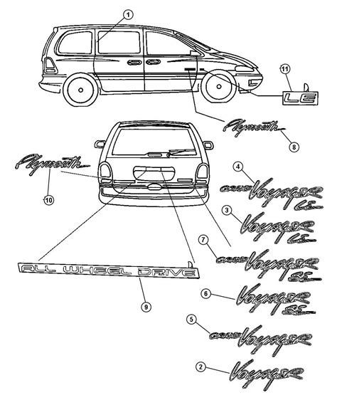 free download parts manuals 2000 chrysler grand voyager electronic toll collection 2000 chrysler grand voyager decals and tapes