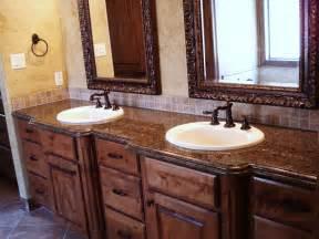 Granite Bathroom Vanity Marble Craft Bathrooms