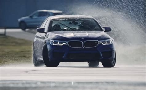 new drift new bmw m5 slides into guinness world records with