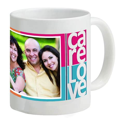 Mug Custom 5 faith care family personalized mug by uc photo mugs 712336