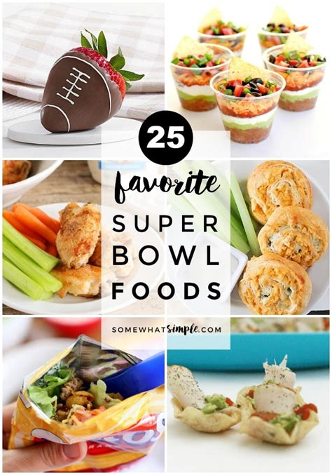 super bowl food the best party appetizers somewhat simple