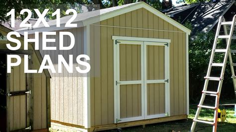 shed plans video   shed designs youtube