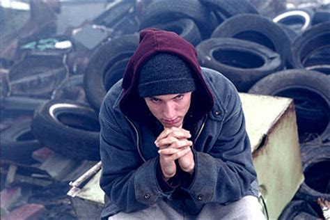 eminem movie rating 8 mile review 2002 eminem qwipster s movie reviews
