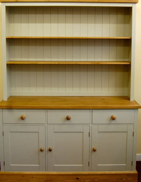 How To Paint A Pine Dresser by Painted Pine 5 Open Top Dresser The Kitchens