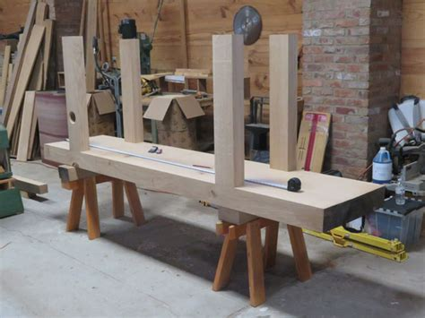 upside down bench tb epoxy featured in popular woodworking blog totalboat show