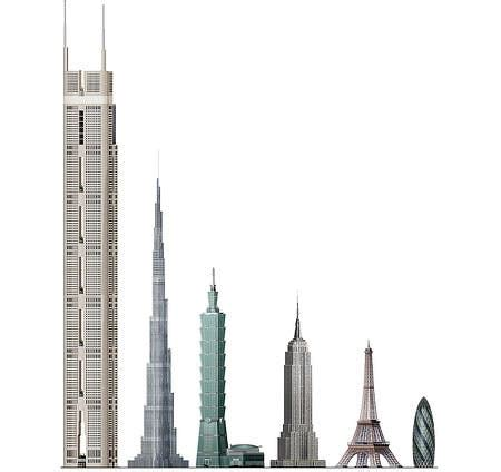 Cost To Build A House by The Kingdom Tower The World S Tallest Building