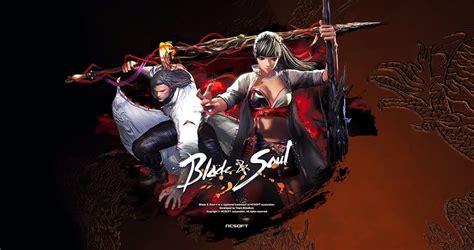 blade soul cn warrior unreal engine