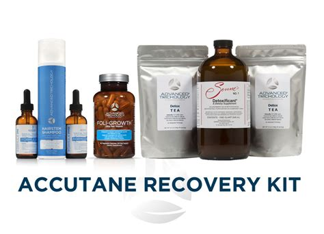 Detox After Accutane by Hair Loss From Accutane Recovery Kit