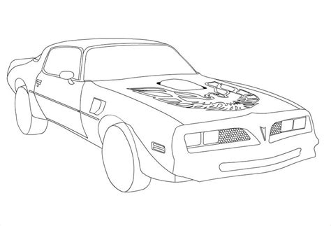 I M Drawing The Line by 1977 Trans Am Line By Leetghostdriver On Deviantart