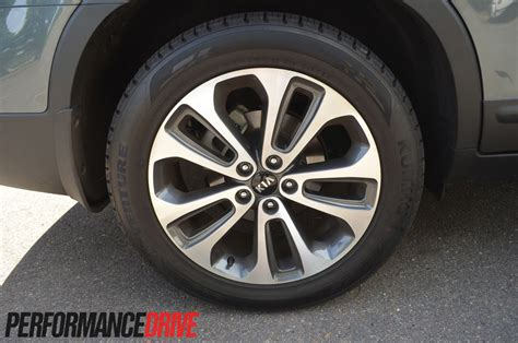 Kia Wheels 2013 Kia Sorento Platinum 18 Inch Wheels