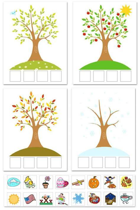 kindergarten activities on seasons 52 best seasons preschool theme images on pinterest