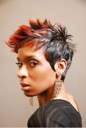 american freeze style hairdo short black hair styles black short hair styles african